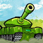 Awesome Tanks MOD Unlimited Money 1.219