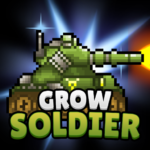 Grow Soldier – Idle Merge game MOD Unlimited Money 3.5.6
