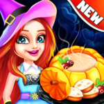 Halloween Cooking Chef Madness Fever Games Craze MOD Unlimited Money 1.4.13