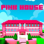 Pink Princess House Craft Game MOD Unlimited Money 2.0