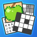 Puzzle Page – Crossword Sudoku Picross and more MOD Unlimited Money 3.2