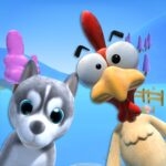 Talking Puppy And Chick MOD Unlimited Money 1.28