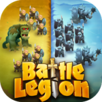 Battle Legion – Mass Battler MOD Unlimited Money 1.3.1