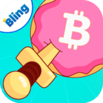 Bitcoin Food Fight – Get REAL Bitcoin MOD Unlimited Money 2.0.4