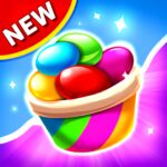 Candy Blast Mania – Match 3 Puzzle Game MOD Unlimited Money 1.4.0