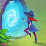 Charms of the Witch Magic Mystery Match 3 Games MOD Unlimited Money 2.23.0
