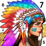 Color by Number – Happy Paint MOD Unlimited Money 2.3.6