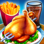 Cooking Express Star Restaurant Cooking Games MOD Unlimited Money 2.2.6