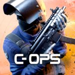 Critical Ops Multiplayer FPS MOD Unlimited Money 1.19.0.f1190