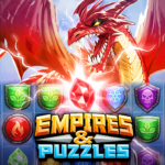 Empires Puzzles Epic Match 3 MOD Unlimited Money 31.0.0