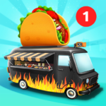 Food Truck Chef Cooking Games Delicious Diner MOD Unlimited Money 1.8.9