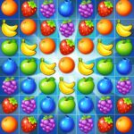 Fruits Forest Rainbow Apple MOD Unlimited Money 1.9.1
