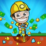 Idle Miner Tycoon – Mine Manager Simulator MOD Unlimited Money 3.15.1