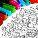 Mandala Coloring Pages MOD Unlimited Money 14.4.8
