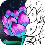 Paint By Number – Coloring Book Color by Number MOD Unlimited Money 2.26.2