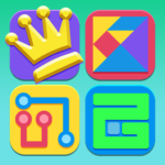 Puzzle King – Puzzle Games Collection MOD Unlimited Money 2.0.7