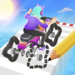 Scribble Rider MOD Unlimited Money 1.505
