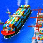 Sea Port Cargo Ship Town Build Tycoon Strategy MOD Unlimited Money 1.0.141