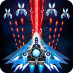 Space shooter – Galaxy attack – Galaxy shooter MOD Unlimited Money 1.448