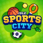Sports City Tycoon – Idle Sports Games Simulator MOD Unlimited Money 1.2.4