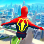 Super Heroes Fly Sky Dance – Running Game MOD Unlimited Money 0.4