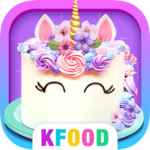 Unicorn Chef Cooking Games for Girls MOD Unlimited Money 4.4