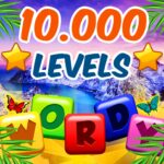 Wordy Hunt Collect Word Puzzle Game MOD Unlimited Money 1.1.1