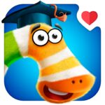 Zebrainy learning games for kids and toddlers 2-7 MOD Unlimited Money 5.7.1