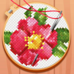 CROSS-STITCH COLORING BOOK MOD Unlimited Money 0.200.225
