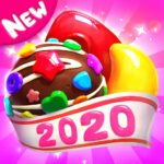 Crazy Candy Bomb – Sweet match 3 game MOD Unlimited Money 4.5.7