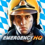 EMERGENCY HQ – free rescue strategy game MOD Unlimited Money 1.5.04