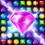 Jewels Planet – Free Match 3 Puzzle Game MOD Unlimited Money 1.2.7