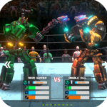 Real Robot Ring Boxing 2019 MOD Unlimited Money 1.9