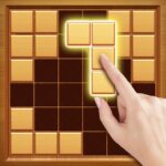 Wood Block Puzzle – Free Classic Block Puzzle Game MOD Unlimited Money 1.9.9
