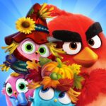 Angry Birds Match 3 MOD Unlimited Money 4.5.0