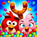 Angry Birds POP Bubble Shooter MOD Unlimited Money 3.86.2