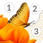 April Coloring – Oil Paint by Number for adults. MOD Unlimited Money 2.53.0