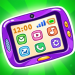 Babyphone tablet – baby learning games drawing MOD Unlimited Money 2.0.13