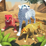 Cheetah Family Sim – Animal Simulator MOD Unlimited Money 7.0