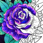 Coloring Book – Color by Number Paint by Number MOD Unlimited Money 1.6.16