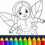 Coloring game for girls and women MOD Unlimited Money 15.0.8