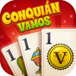 Conquian Vamos – The Best Card Game Online MOD Unlimited Money 1.0.14