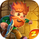 Dig Out – Gold Digger Adventure MOD Unlimited Money 2.18.1
