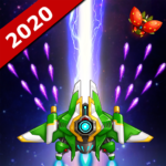 Galaxy Invader Space Shooting 2020 MOD Unlimited Money 1.62