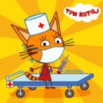 Kid-E-Cats Hospital for animals. Injections MOD Unlimited Money 1.0.5