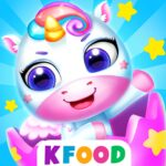 My Little Unicorn Games for Girls MOD Unlimited Money 1.8
