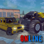 Offroad Simulator Online 8×8 4×4 off road rally MOD Unlimited Money 2.5.1