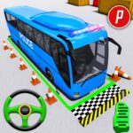 Police Bus Parking Game 3D – Police Bus Games 2019 MOD Unlimited Money 1.0.17