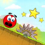 Red Ball 3 Jump for Love MOD Unlimited Money 1.0.45