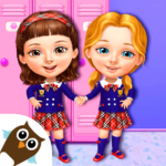 Sweet Baby Girl Cleanup 6 – School Cleaning Game MOD Unlimited Money 4.0.20003